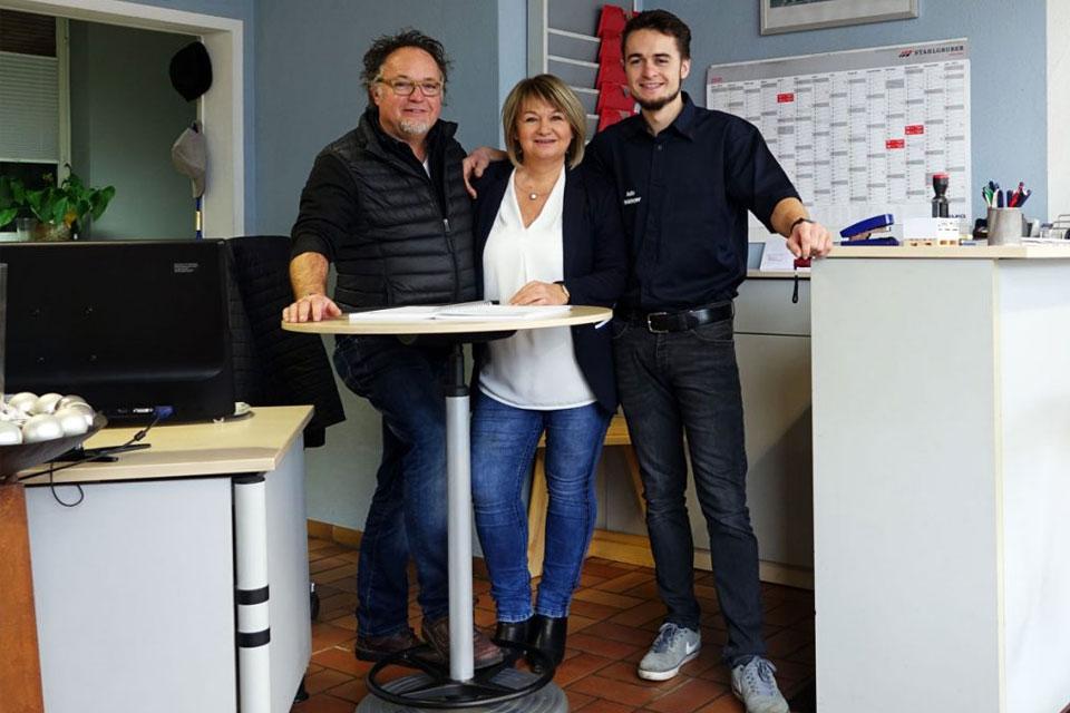 Familie Holzinger - Freier KFZ-Meisterbetrieb in der vierten Generation