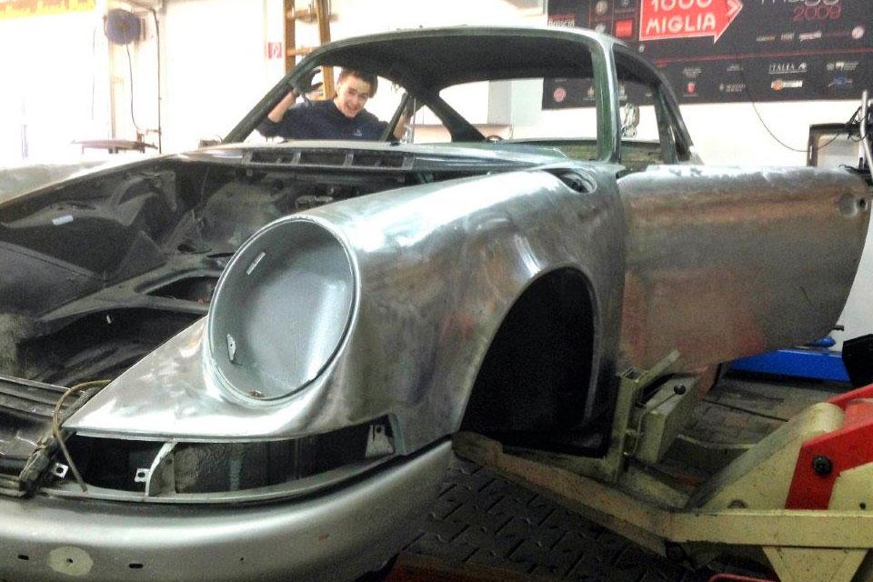 Karosserie Reparatur Werkstatt in Memmingen
